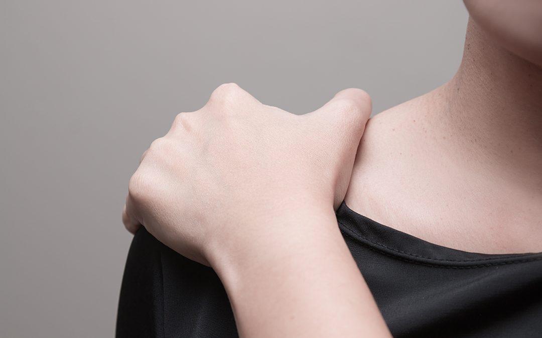 Dina ömma axlar kan berätta mycket om dina känslor